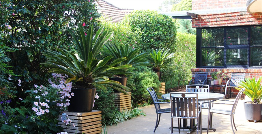 Landscape design and construction ingardens landscaping for New zealand garden designs ideas